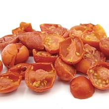 Cherry Tomato, halves, semi-dry, iqf., Europe, Andreas Wendt GmbH